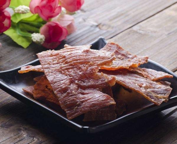 出门旅游可方便携带的最佳零食肉脯