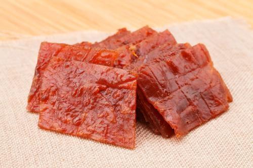 肉脯的加工方法