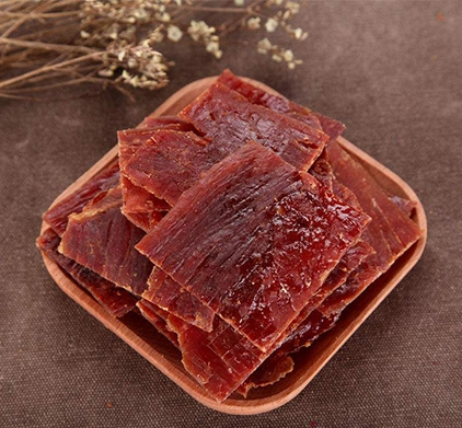 上海猪肉脯工艺流程