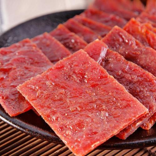 猪肉脯的营养价值