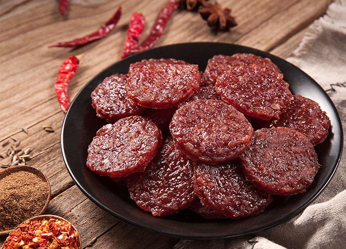 碳烧原味猪肉脯